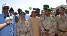 عرفات تتعرض لحملة نظافة شاملة بسواعد عسكرية