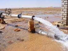 وزيرالمياه يطلع على أشغال مشروع توفير المياه لتمبدغه