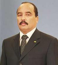 رئيس الجمهورية محمد ولد عبد العزيز
