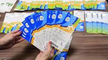 بيع بطاقات دخول إلى ألعاب أولمبياد ريو دي جانيرو بطريقة غير قانونية