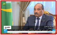 الرئيس عزيز في مقابلة بالعربية مع قناة فرنسية : المواضيع المطروقة