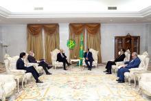 وزير الخارجية الفرنسي : ولد عبد العزيز يملك النظرة ذاتها التي لدى الفرنسيين حول أهمية تفعيل قوة الساحل المشتركة وبدأها في مهامها