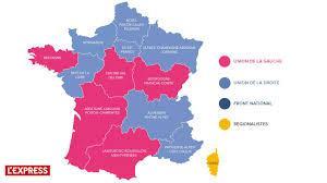 Résultats des régionales 2015 en France
