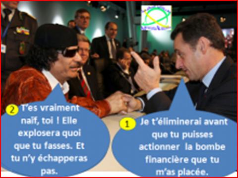 Nicolas Sarkozy arrêté par la police.. mais pas pour corruption