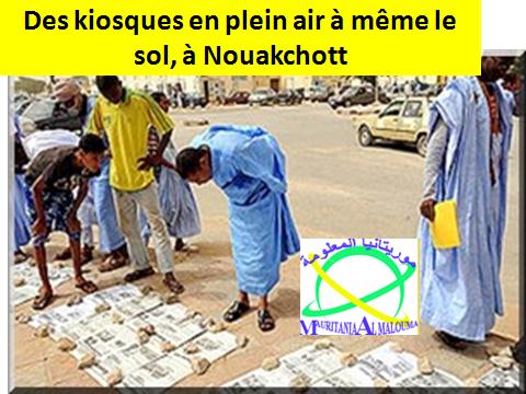 La presse mauritanienne : la liberté est bien là, l'argent beaucoup moins !