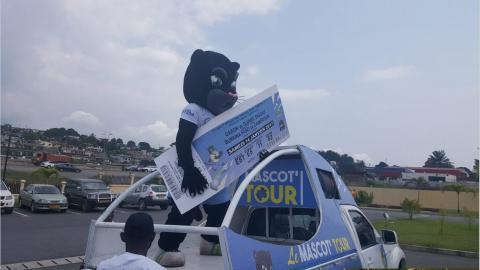 CAN 2017: Le Gabon prêt pour la séduction