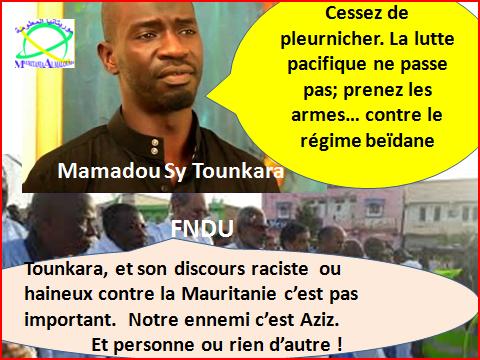 Des propos diffamatoires tenus à l'encontre de la Mauritanie : réaction forte du gouvernement sénégalais, et mutisme de l'opposition radicale mauritanienne
