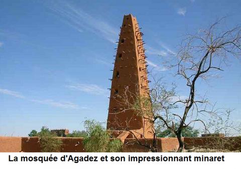 A la découverte d'Agadez, la cité aux portes du désert