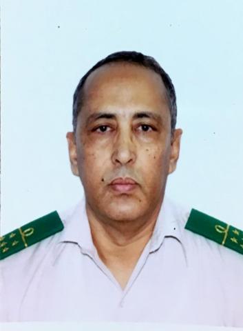 Col  Mohamed Mokhtar Ould BOYE