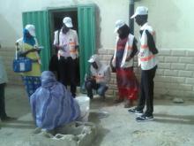 Groupe de volontaires