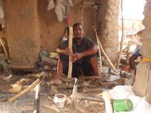 Les artisans de la ville d'Aleg