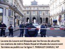 Attaque du musée du Louvre : le Préfet de Police de  Paris tombe dans le piège du terrorisme islamiste