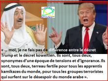 Politique migratoire : Donald Trump et le Kuweit, quelle différence?