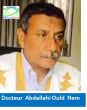 Dr Abdellahi Ould Nem