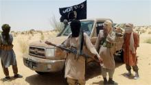 Des éléments terroristes d'AQMI au Mali