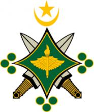 Le porte parole de l'Etat major Général  des Armées mauritaniennes dément dément son vis français ( Communiqué de presse)