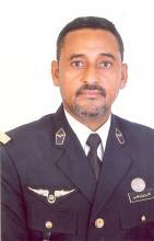 Le Lieutenant-colonel Neh O. Brahim dément avoir démissionné pour une question de gestion financière