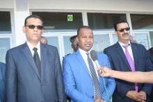 Le ministre de la jeunesse et des sports demande l'accélération des travaux de rénovation du Complexe olympique