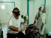 Nouadhibou : Un homme d'affaire koweitien et un professeur ophtalmo espagnol donnent une bonne impulsion à la médecine ophtalmologique