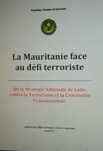 Vision de la Mauritanie en matière de lutte contre le terrorisme et la criminalité transnationale
