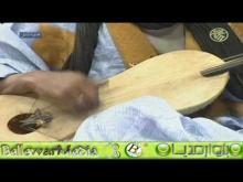 Sid'Ahmed Ould Ahmed Zeidan jouant sa tidinitt