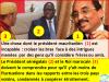 Les incompréhensions entre la Mauritanie et l'axe Rabat-Dakar s'expliquent !