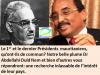 Entre les présidents Mokhtar et Aziz, une continuité  sous-terraine !