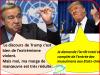 Donald Trump dans le collimateur de l'ONU ?